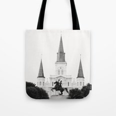 Heart and Soul of New Orleans Tote Bag