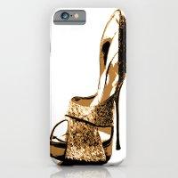 iPhone & iPod Case featuring Sparkle Shoe by AZerhusen