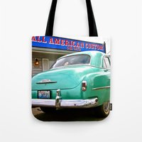 All American Tote Bag
