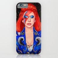 Space Princess iPhone 6 Slim Case