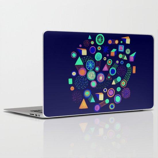 Galaxies II Laptop & iPad Skin