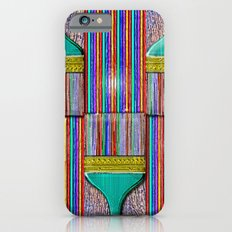 A Brush with Wet Paint iPhone 6s Slim Case