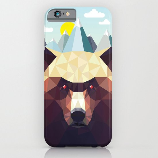 Bear Mountain  iPhone & iPod Case