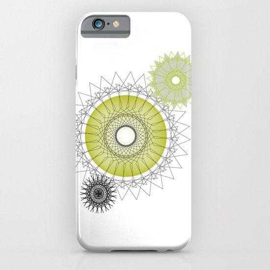 Modern Spiro Art #5 iPhone & iPod Case