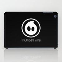 TriGhostFilms iPad Case