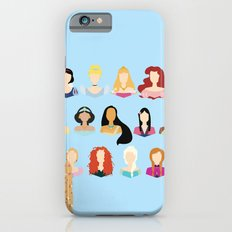 Princess Print iPhone 6 Slim Case