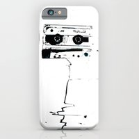 iPhone & iPod Case featuring Cassette #5 by Alexis Kadonsky