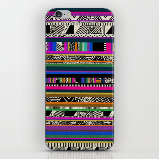 The Night Playground by Peter Striffolino and Kris Tate iPhone & iPod Skin