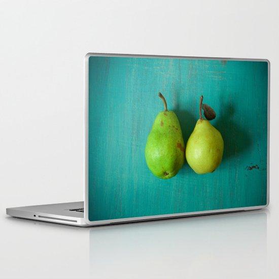 Cute Couple Laptop & iPad Skin
