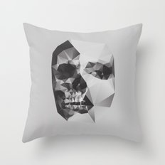 Life & Death. Throw Pillow