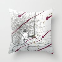 Can You Hand Me That Shi… Throw Pillow