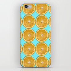 Oranges Fruit Citrus Photo Art iPhone & iPod Skin