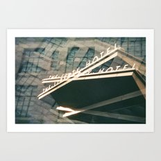The Liberty Hotel Multie… Art Print