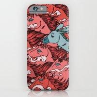 iPhone & iPod Case featuring RUN! DONKEY RUN! by Komson