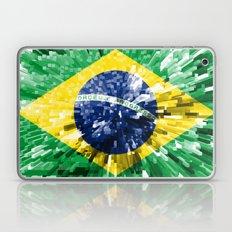 Brazil Flag - Extend Laptop & iPad Skin