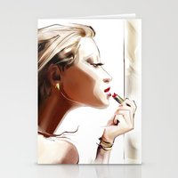 Opera Stationery Cards