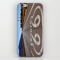 Historic Route 66 iPhone & iPod Skin