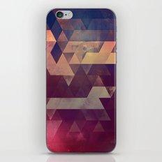 byyk hymm iPhone & iPod Skin