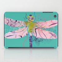 Dragonfly01 iPad Case