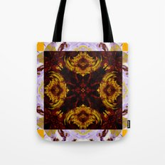 Abstraction #2 Tote Bag