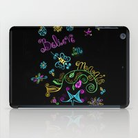 Believe in Magic iPad Case