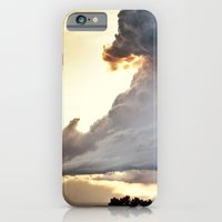 iPhone & iPod Case featuring Shadow of Uncertainty by Solefield
