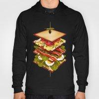 Sandwich Hoody