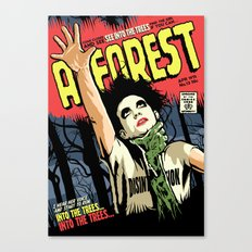 TFTS   Forest Canvas Print