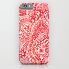 red iPhone 6 Slim Case