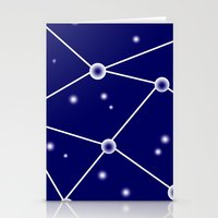 Constellations/Star Gazi… Stationery Cards
