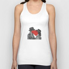 Look of Love Unisex Tank Top