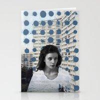 Bundenko collage Stationery Cards