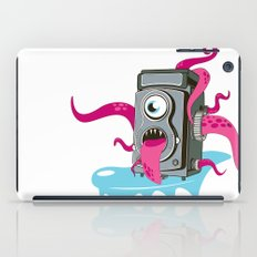 Monster Camera iPad Case