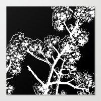 Cherry Blossom #4 Canvas Print