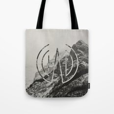 Logo Mount Tote Bag