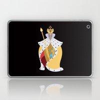 Queen Wolf Laptop & iPad Skin