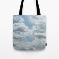 Dream Clouds Tote Bag