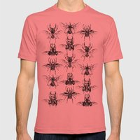 Scarabs Mens Fitted Tee Pomegranate SMALL