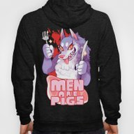 Men Are Pigs Hoody