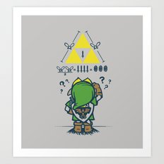 A Link to the Math Art Print