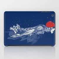 Olympic Swimmer  iPad Case