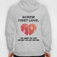 First Love [BLACK] Hoody