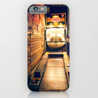 iPhone & iPod Case featuring Meanwhile, Somewhere In Brooklyn... by Phil Provencio