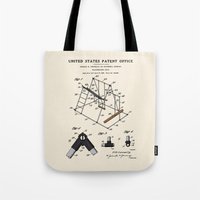 Playground Patent Tote Bag