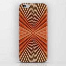 Geometric  pattern design iPhone & iPod Skin