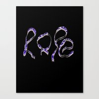 ROPE Canvas Print