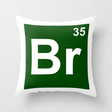 Breaking Bad 1 (Br 35 Pillow) Throw Pillow