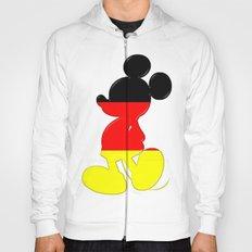 German Mickey Maus Hoody