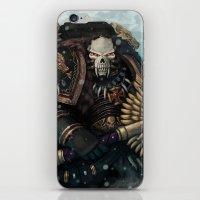 Brotherhood (Wolf Priest) iPhone & iPod Skin