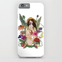 iPhone & iPod Case featuring Back to Nature by annabours